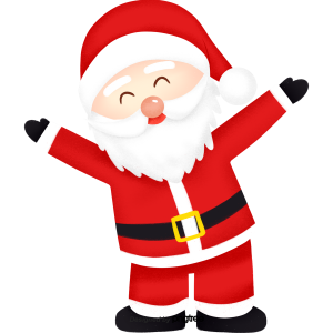 —Pngtree—red open-handed santa claus_4284201
